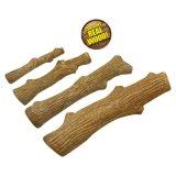 【天然木チップを固めた安全おもちゃ】ペットステージ・ドッグウッドスティック