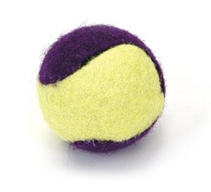 【猫超ハッスル!!】コースタルペット・猫用テニスボール