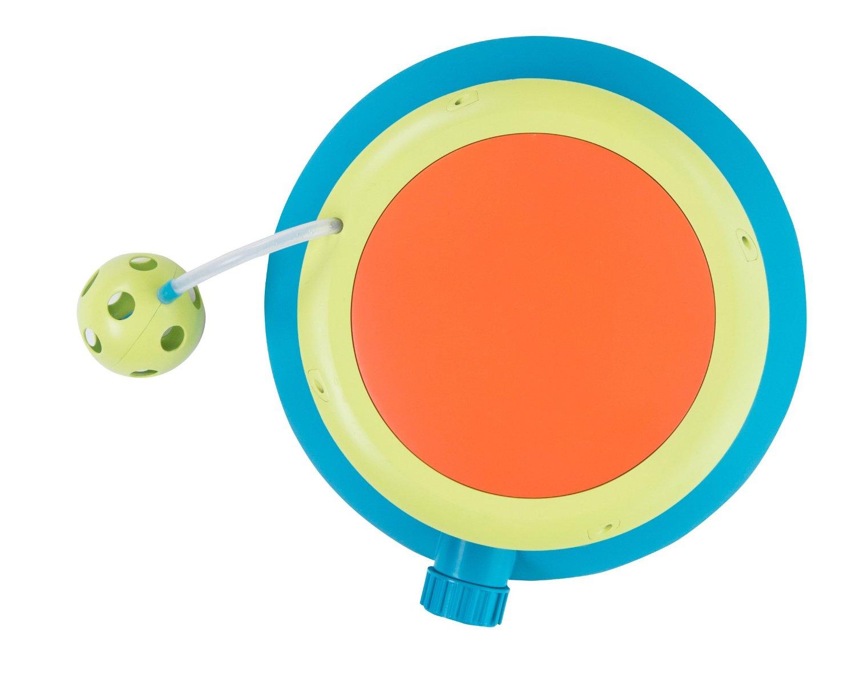 【スプリンクラーにおもちゃが合体!】水を吹き出すハイドロフェッチ