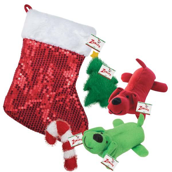 【クリスマスにおすすめ!】ギフト靴下とホリデートイ5点セット