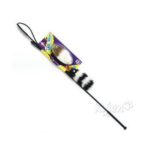 画像3: 【たっぷり運動! 】犬用釣竿おもちゃ テイルティーザー