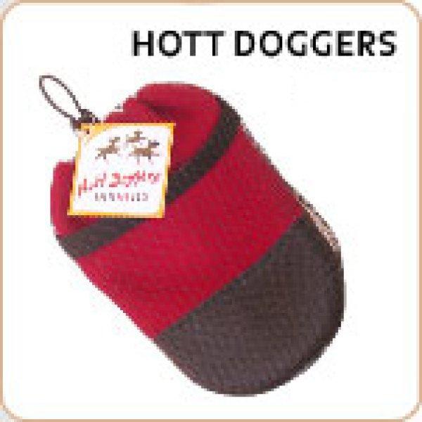 画像3: 【犬の足を守るあったかブーツ】マットルックス・ホットドッガーズ4枚入