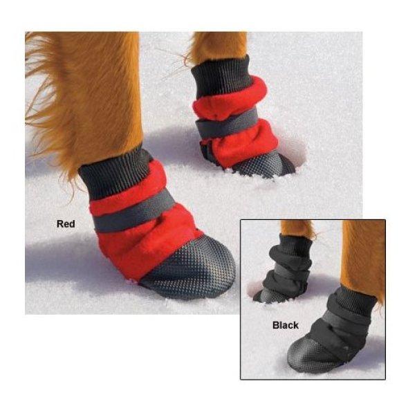 画像1: 【犬の足を守るあったかブーツ】マットルックス・ホットドッガーズ4枚入