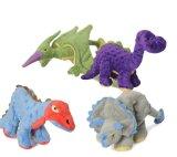 【柔らか丈夫な犬用おもちゃ】ゴードッグ・ディノ(恐竜)