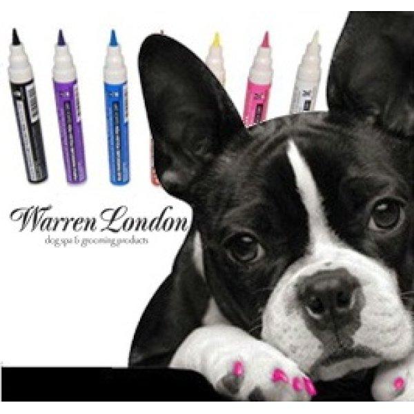 画像1: 【安全&簡単ペット用ネイル】ウォーレンロンドン・ネイルペン