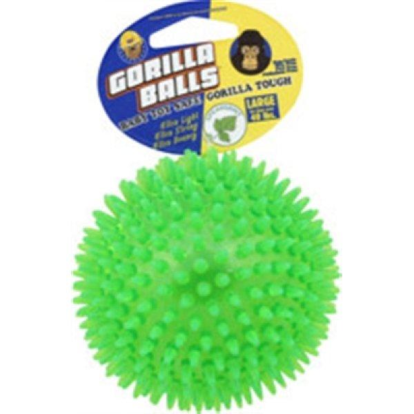 画像3: 【噛み地最高のトゲトゲボール】PetSportUSAゴリラボール