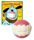 画像1: 【入れ歯?のようなユニークボール】ヒューマンガ・チョンプ (1)