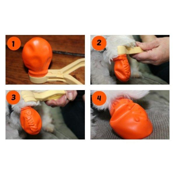 画像4: 【パウズドッグブーツを簡単装着】Pawz専用パウズジョーズ