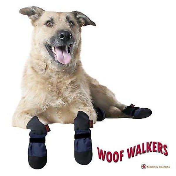 画像1: 【犬の足を守るあったかブーツ】マットルックス・ウフウォーカー4枚入