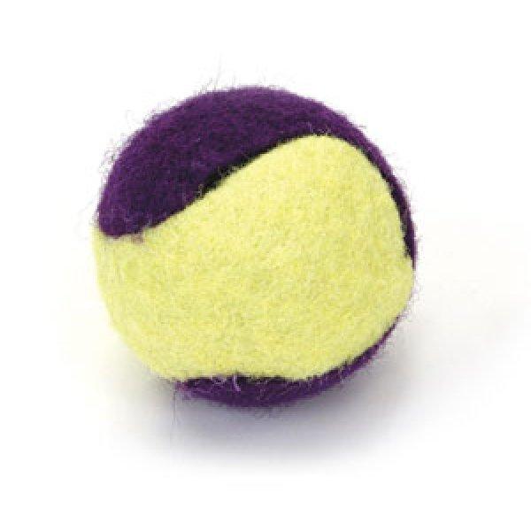画像1: 【猫超ハッスル!!】コースタルペット・猫用テニスボール