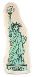 画像2: 【モコモコでキュート!】ハリーバーカー・自由の女神トイ (2)