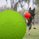 【パンクしない特殊構造】愛犬とサッカー!ジョリーサッカーボール