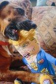 画像8: 【アメリカ大統領&政治家パロディトイ】トランプ・ヒラリー・プーチン(犬用)