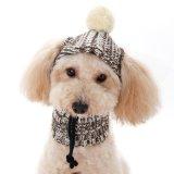 【あったか帽子と首周り】ドゴペットファッション・セーターハット