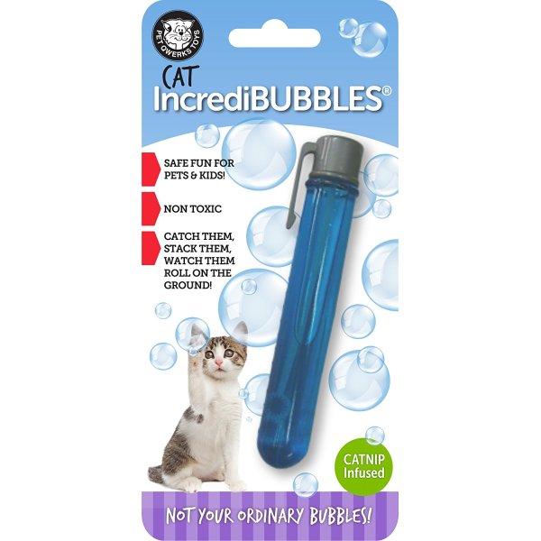 画像1: 【猫が食べられるシャボン玉】キャット・インクレディバブル