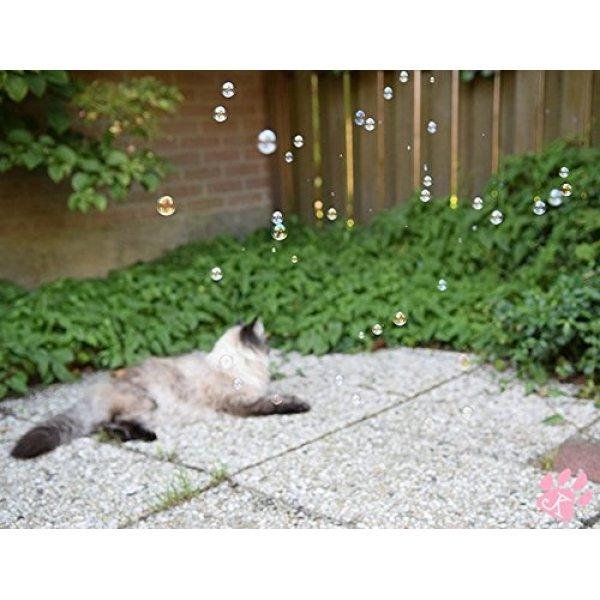 画像2: 【猫が食べられるシャボン玉】キャット・インクレディバブル