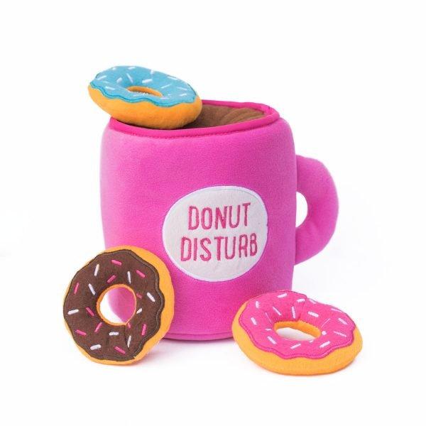 画像2: 【取り出して遊ぶ知育おもちゃ】ジッピーパウズ・コーヒー&ドーナツ