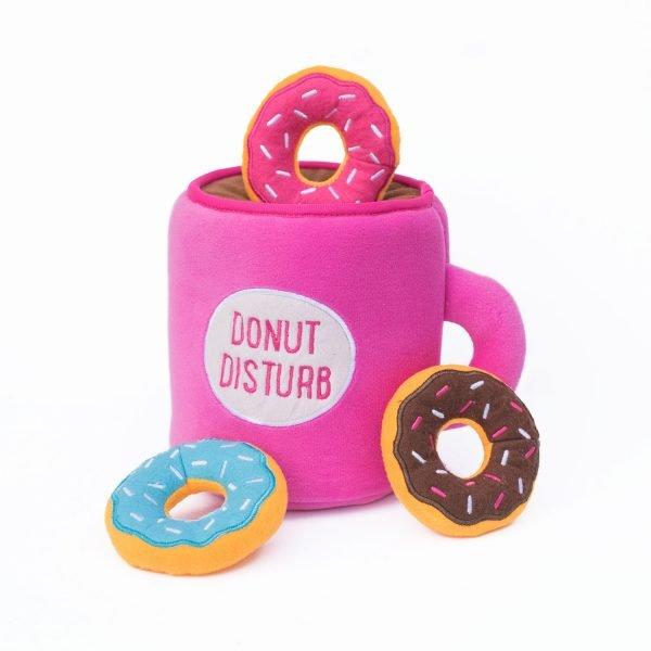 画像1: 【取り出して遊ぶ知育おもちゃ】ジッピーパウズ・コーヒー&ドーナツ