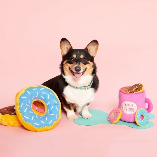 画像3: 【取り出して遊ぶ知育おもちゃ】ジッピーパウズ・コーヒー&ドーナツ