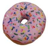 【メッシュ補強の丈夫なぬいぐるみ】パワープラッシュ・ドーナツ
