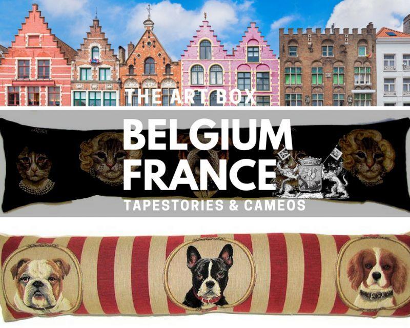 ベルギー&フランスのグッズ紹介