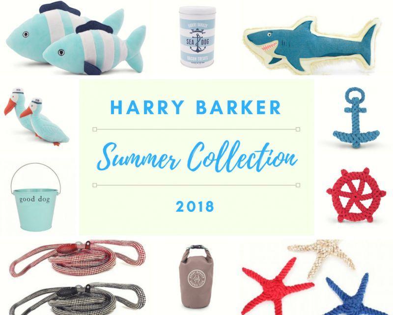 2018年のハリーバーカー夏の新商品が入荷!