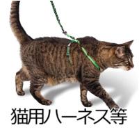 猫用カラー・ハーネス・リード